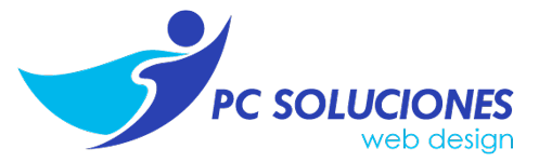 PC SOLUCIONES web design