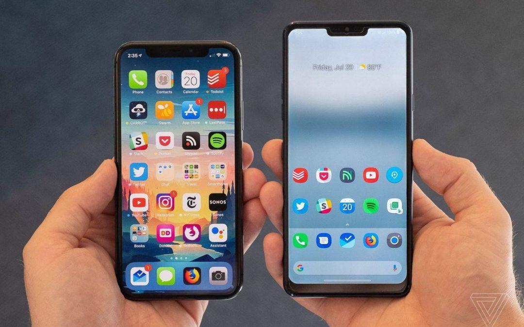 Siete trucos que el teléfono Android puede hacer y el iPhone no